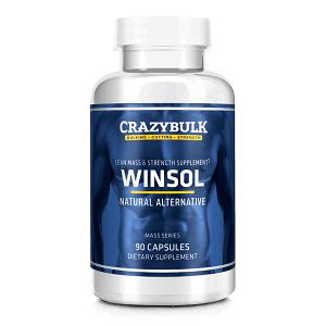 Crazy Bulk Winsol: Alternativa para o Winstrol Stanozolol
